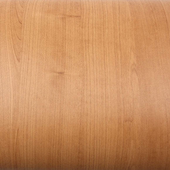ROSEROSA Peel and Stick PVC Cherry Wood Instant Self-adhesive Covering Countertop Backsplash WD008