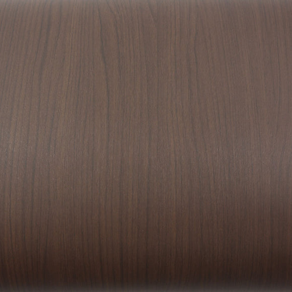 ROSEROSA Peel and Stick PVC Walnut Wood Instant Self-adhesive Covering Countertop Backsplash WD189