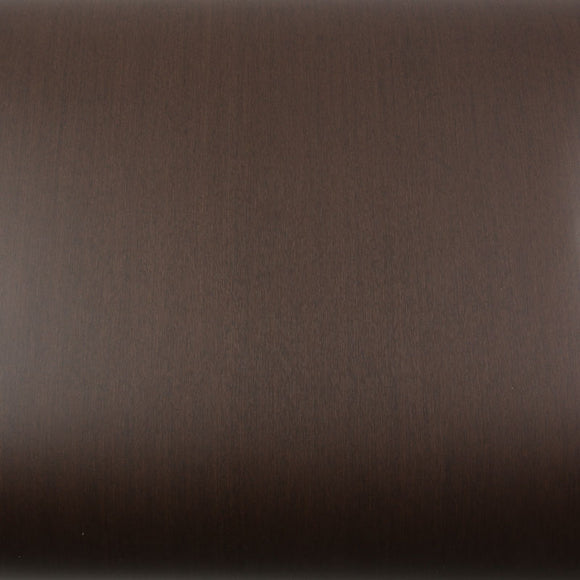 ROSEROSA Peel and Stick PVC Wenge Wood Instant Self-adhesive Covering Countertop Backsplash WD204