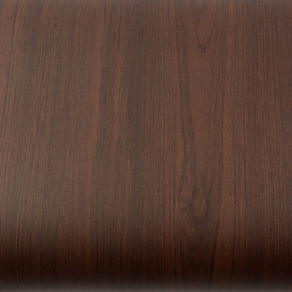 ROSEROSA Peel and Stick PVC Walnut Wood Instant Self-adhesive Covering Countertop Backsplash WD296