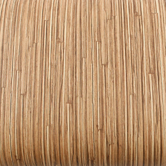 ROSEROSA Peel and Stick PVC Premium Wood Decorative Instant Self-Adhesive Covering Countertop Backsplash Reed LW317 : 2.00 Feet X 6.56 Feet