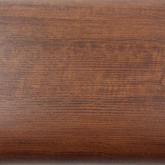 ROSEROSA Peel and Stick PVC Horizontal Teak Self-adhesive Covering Countertop Backsplash WD322