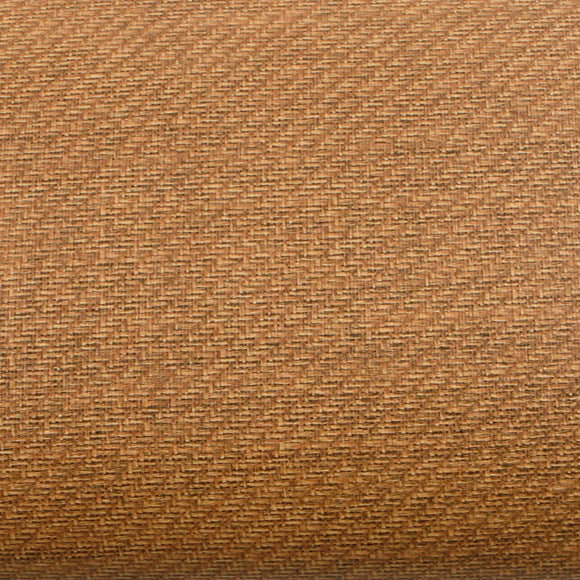 ROSEROSA Peel and Stick PVC Fiber Weave Self-Adhesive Covering Countertop Backsplash Brown WD387
