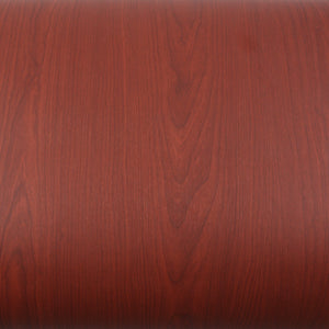 ROSEROSA Peel and Stick PVC Cherry Wood Instant Self-adhesive Covering Countertop Backsplash WD624