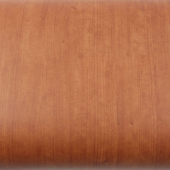 ROSEROSA Peel and Stick PVC Cherry Wood Instant Self-adhesive Covering Countertop Backsplash WD634