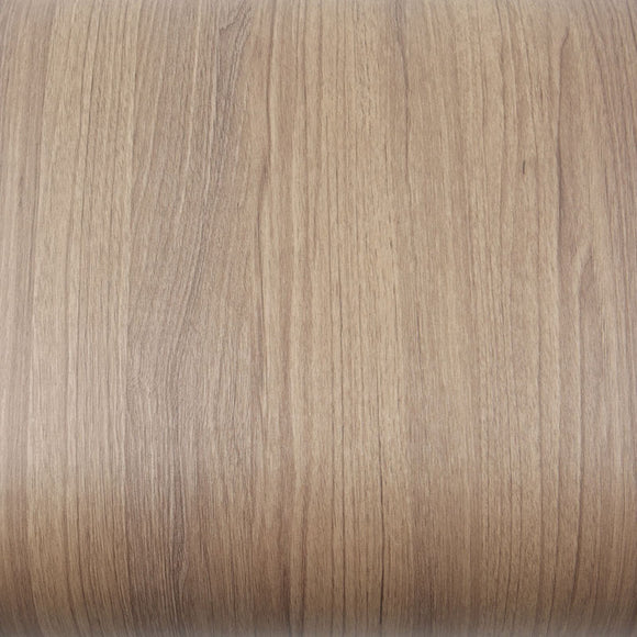 ROSEROSA Peel and Stick PVC Anigre Wood Instant Self-adhesive Covering Countertop Backsplash WD820