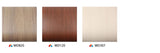 ROSEROSA Peel and Stick PVC Anigre Wood Instant Self-adhesive Covering Countertop Backsplash WD307