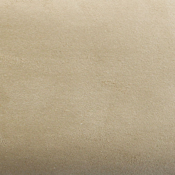 ROSEROSA Peel and Stick Suede Look Pre-pasted Fabric Shelf Liner Self-Adhesive Faux Suede : Beige