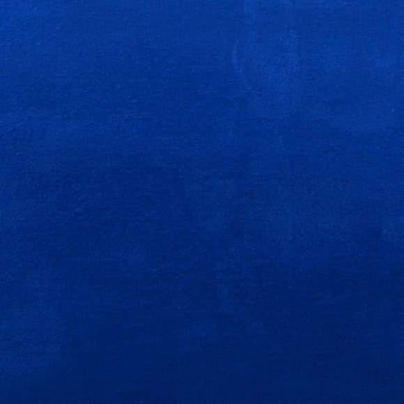 ROSEROSA Peel and Stick Suede Look Pre-pasted Fabric Shelf Liner Self-Adhesive Faux Suede : Blue