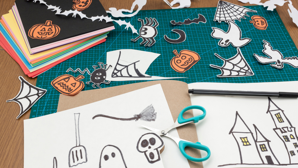 Halloween DIY decor