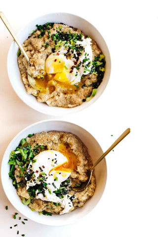 savoury breakfast bowl