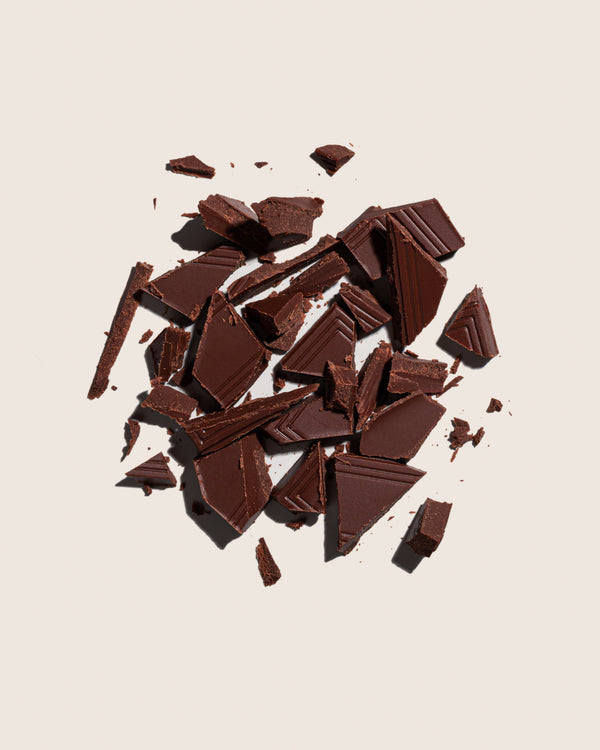 61.5% Dark Coconut Milk Chocolate / 12-Pack