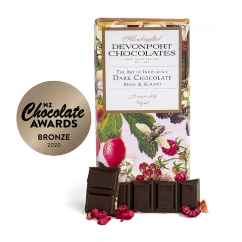 Dark Chocolate Berry and Almond