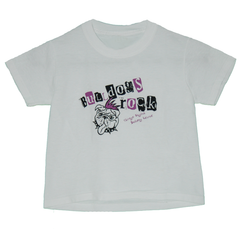 Bulldogs Rock Kids Tee (White) - Chicago English Bulldog Rescue - eBully Boutique