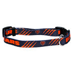 Chicago Bears Collar - Chicago English Bulldog Rescue - eBully Boutique  - 1