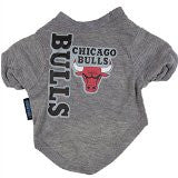 Chicago Bulls Pet Tee - Chicago English Bulldog Rescue - eBully Boutique