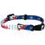 Chicago Cubs Collar - Chicago English Bulldog Rescue - eBully Boutique  - 1
