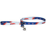 Chicago Cubs Leash - Chicago English Bulldog Rescue - eBully Boutique