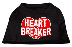 Dog Tee Heart Breaker