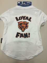 Bears Loyal Fan Performance Tee XL - Chicago English Bulldog Rescue - eBully Boutique