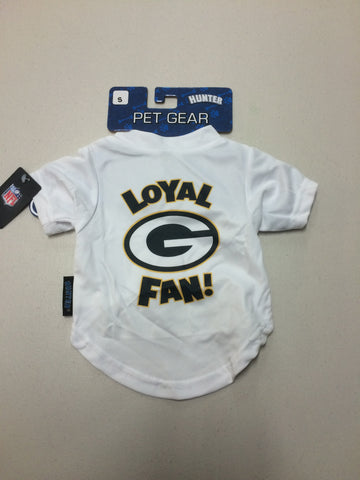 Packers Loyal Fan Performance Tee Small | Chicago English