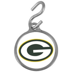 Green Bay Packers Pet Instant ID Tag - Chicago English Bulldog Rescue - eBully Boutique  - 1