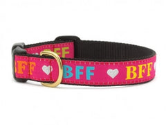 Up Country BFF Dog Collar - Chicago English Bulldog Rescue - eBully Boutique