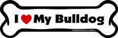 I Love My ...  Breeds A to M - Chicago English Bulldog Rescue - eBully Boutique  - 1
