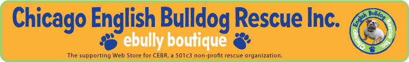 Chicago English Bulldog Rescue - eBully Boutique