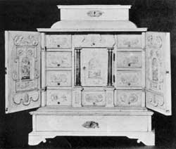 The history of secret drawers and hidden compartments