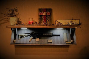 The best gun concealment furniture and safes