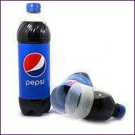 PEPSI STASH BOTTLE SAFETY DIVERSION SECRET COMPARTMENT