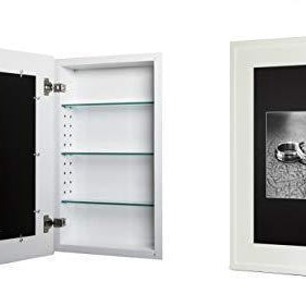 Concealed Medicine Cabinet - Concealment furniture and gun concealment furniture to hide your money, pistol, rifle or other weapons, keep guns safe away from kids with hidden compartment furniture -Secret Stashing