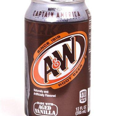 A&W Root Beer Stash Diversion Safe Can