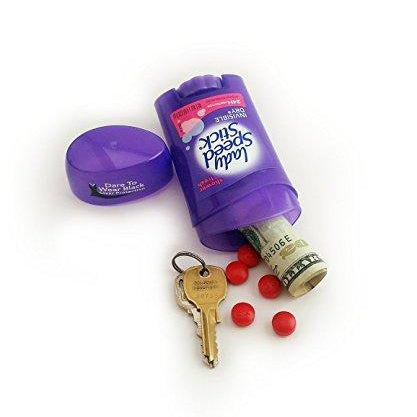 Women's Speed Stick Diversion Can Safe Stash - Diversion Safes - Hide your stash and money in everyday items that contain secret compartments, if they don't see it, they can't get it -Secret Stashing