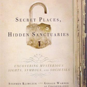 Secret Places, Hidden Sanctuaries: Uncovering Mysterious Sights, Symbols, and Societies- Cool puzzles and brain teasers try and solve the puzzle and find the secret compartment and hidden door, great gift ideas -Secret Stashing