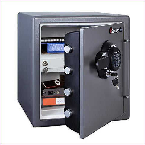 Fireproof Safe and Waterproof Safe with Digital Keypad