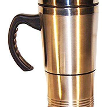 Hidden Coffee Mug Safe, Stainless - Diversion Safes - Hide your stash and money in everyday items that contain secret compartments, if they don't see it, they can't get it -Secret Stashing