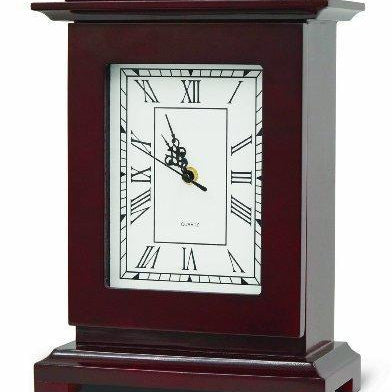 Mantle Clock Safe Concealment Hidden Storage Compartment