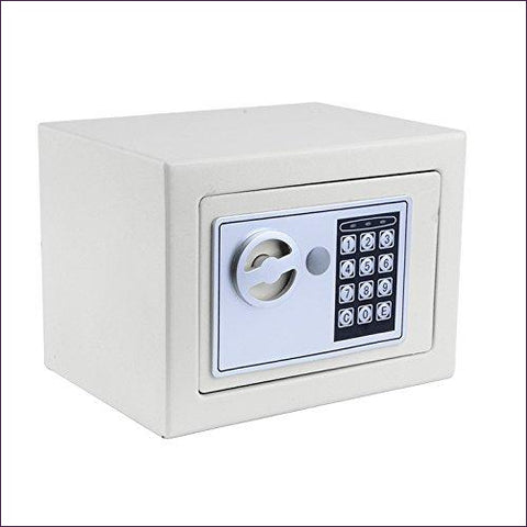 Small Home Office Wall Cabinet Security Safe with Digital Lock