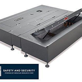 California King BedBunker - Home Safes - Find the best secured safes to keep your money, guns and valuables safes and secure -Secret Stashing