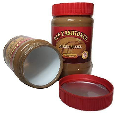 Secret Safe Diversion Stash Safes Peanut Butter