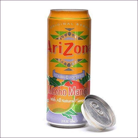 Mango Diversion Safe Soda Stash Can
