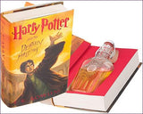 Flask Hollow Book - Harry Potter and the Deathly Hallows by J.K. Rowling
