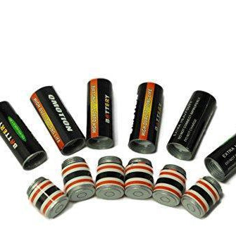 AA Battery Secret Stash Diversion Safe / Pill Case - Diversion Safes - Hide your stash and money in everyday items that contain secret compartments, if they don't see it, they can't get it -Secret Stashing