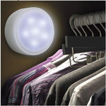 Secret Closet Storage Lamp