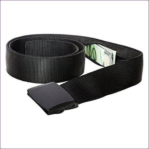 Hidden Money Pouch - Non-Metal Buckle