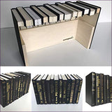 Hidden storage book box hider - Diversion Safes - Hide your stash and money in everyday items that contain secret compartments, if they don't see it, they can't get it -Secret Stashing