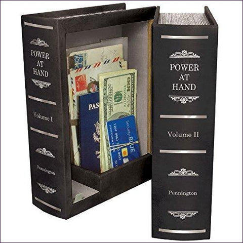 Double Diversion Book - Diversion Safes - Hide your stash and money in everyday items that contain secret compartments, if they don't see it, they can't get it -Secret Stashing