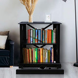 Jackson Bookcase with Concealed Drawer - Concealment furniture and gun concealment furniture to hide your money, pistol, rifle or other weapons, keep guns safe away from kids with hidden compartment furniture -Secret Stashing